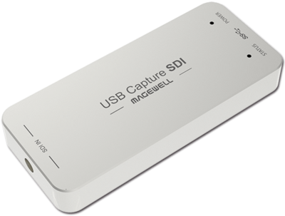 Magewell USB Capture SDI Gen 2 - One channel SDI Capture